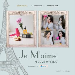 Je M'aime is now exclusively available at BliBli!! Swipe left for the details, Beauphorians ✨A gift from you to you, to take care of yourself at home. Because you are special 💕#beauphoria #beauphoriababe